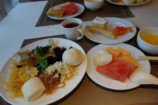 Changxing International Hotel : 長信国際酒店朝食