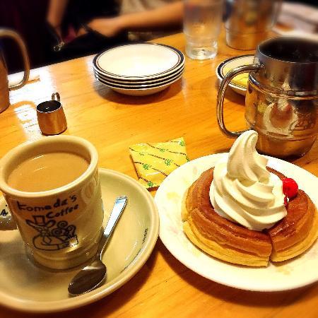 Komeda Coffee, Ikebukuro Nishiguchi: photo0.jpg