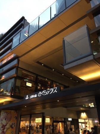 Ueno no Mori Sakura Terrace