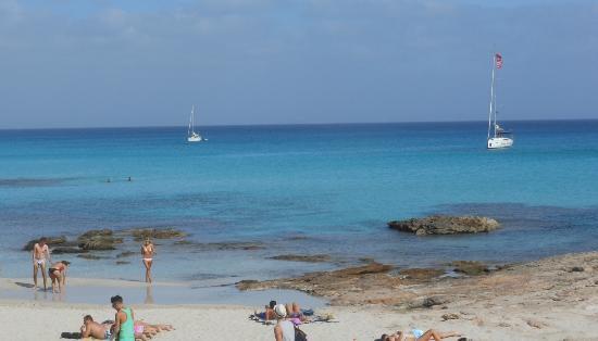 Maggio 2015 foto di playa es arenals formentera tripadvisor - Formentera maggio bagno ...