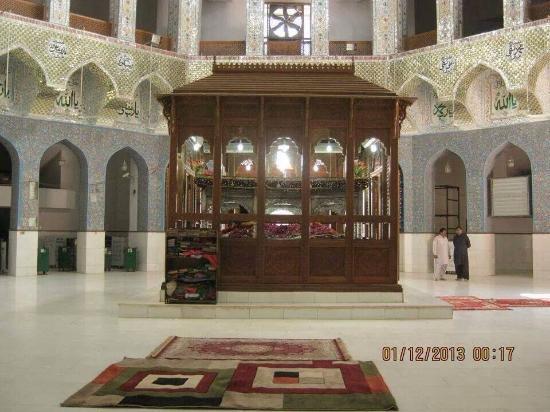 Lal Shahbaz Qalandar Shrine