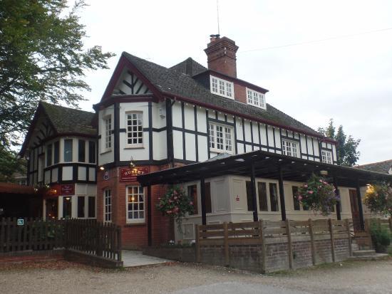 The Burley Inn Hotel : Burley Inn Hotel