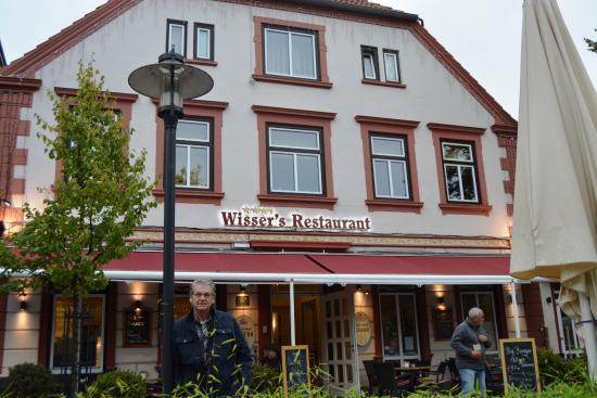 Wisser's Hotel: Hotellet