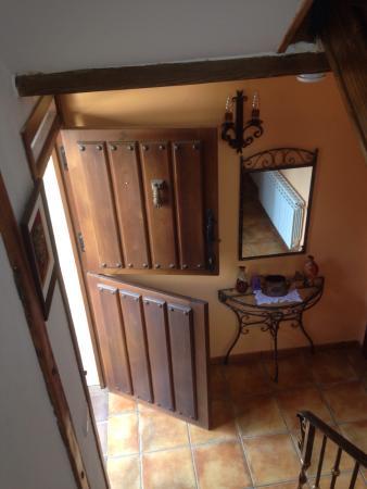 Alcubilla de Avellaneda, Spain: Casa rural marquesa de tavira