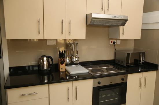 Fully Equipped Kitchen Picture Of Sg Luxury Apartments Harare Tripadvisor