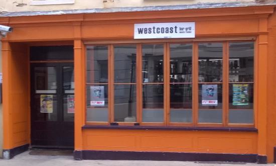 Westcoast Bar & Grill: Westcoast