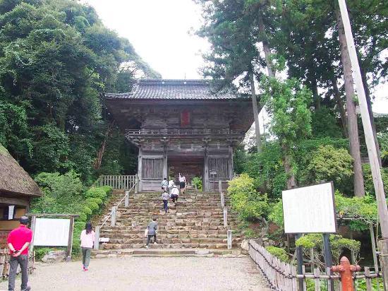 Myojoji Temple: 仁王門