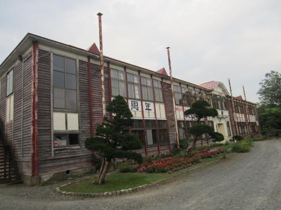 Tobetsu Town Benkebetsu Elementary School Building