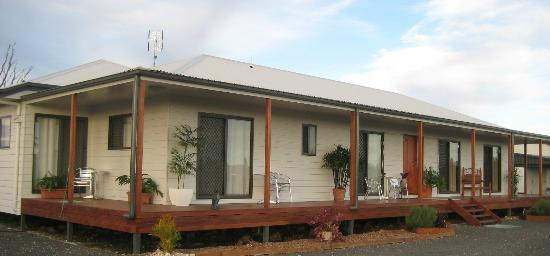 Riverdell Park Accommodation B&B: Welcome at home