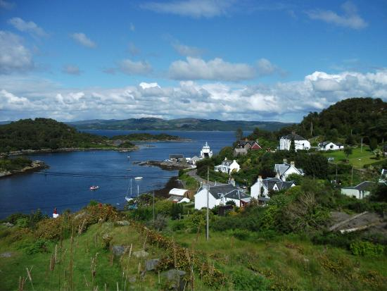 Tarbert Loch Fyne VisitScotland iCentre