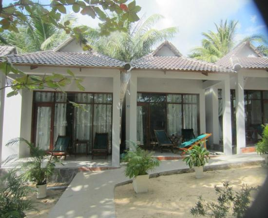 Nhat Lan: бунгало на 1 линии