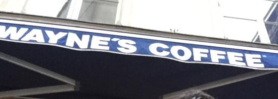 Wayne's Coffee Centralen