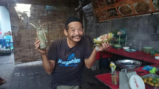 Санур, Индонезия: Pasar Sindhu