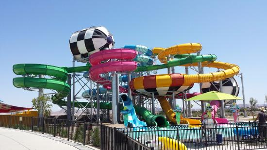 No problem at Cowabunga Bay - Las Vegas! This park is a fantastic spot for families to hang motingsyti.tknga Bay - Las Vegas' patrons can find places to park in the area. For a day packed with attractions, entertainment, and fun, visit this amusement park and embrace your inner motingsyti.tk: $