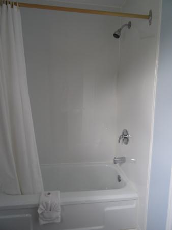 Fox Motor Inn: sallle de bain