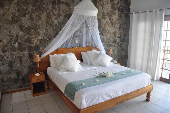 Le Sans Souci Guesthouse: chambre