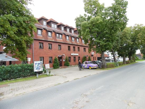 Glindenberg, Deutschland: Außenansicht vom Hotel