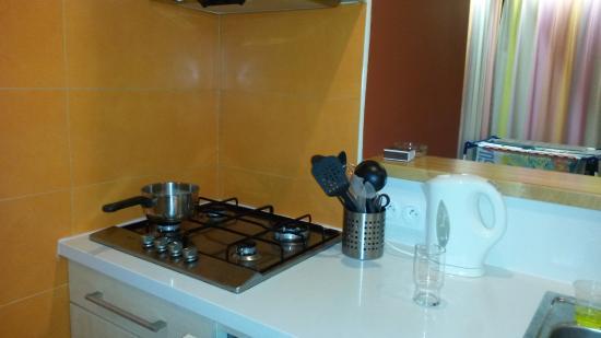 Plaque de cuisson bouilloire couverts lave vaisselle et petit n cessaire de cuisine s for Comcombine lave vaisselle plaque cuisson
