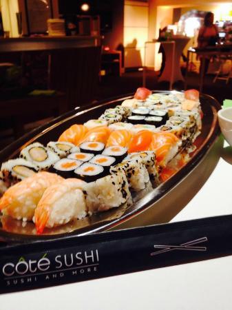 Cote Sushi Bruxelles