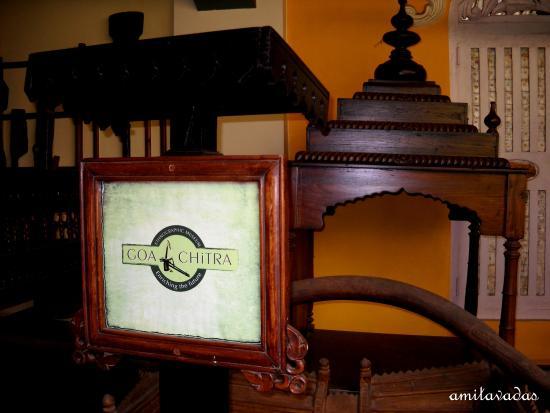Salcette, India: Goa Chitra