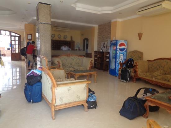 Oricana Hotel : مدخل الفندق