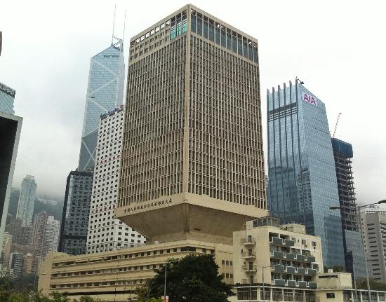 ‪Prince of Wales Building (Chinese People's Liberation Army Forces Hong Kong Building)‬