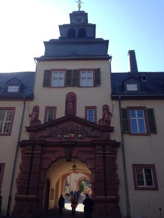 Schloss Bad Homburg: Schloss und Schlosspark