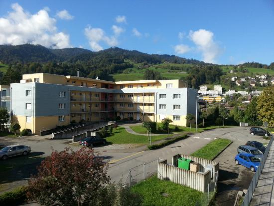 ibis Luzern Kriens: View from Hotel Room