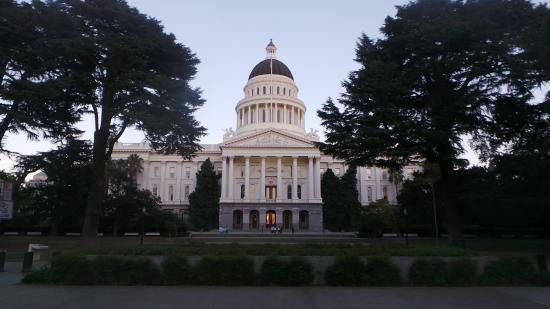 California state capital building picture of california state california state capitol museum sacramento sciox Gallery