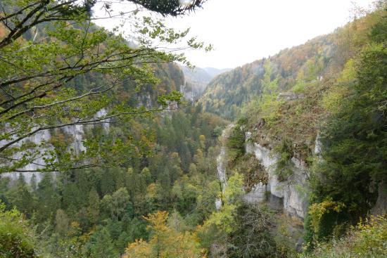 Charquemont, France: Aussicht