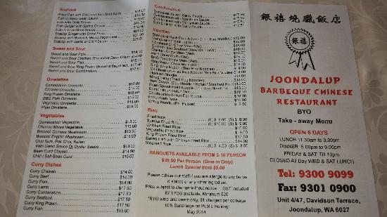 Joondalup BBQ Restaurant