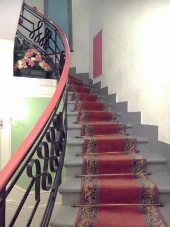 Grand Hotel du Midi : Escaliers