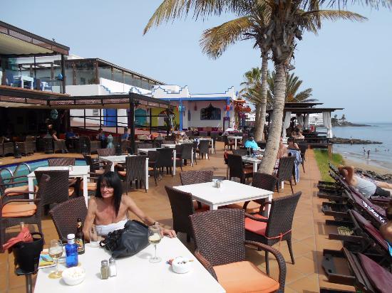 Afbeeldingsresultaat voor la ola puerto del carmen