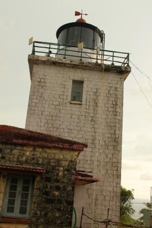 Anjanvel Light House