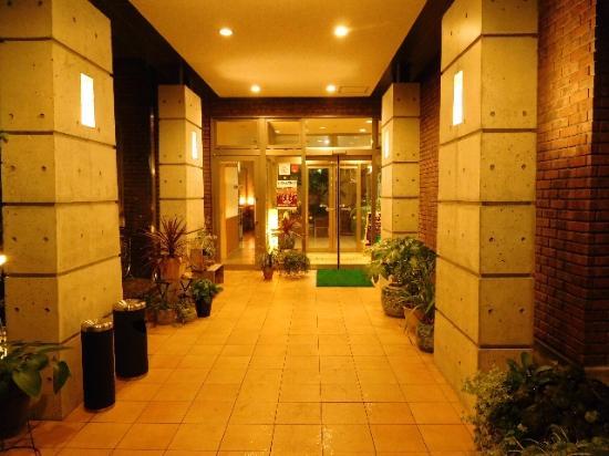 Okano Hotel: 丘のホテル