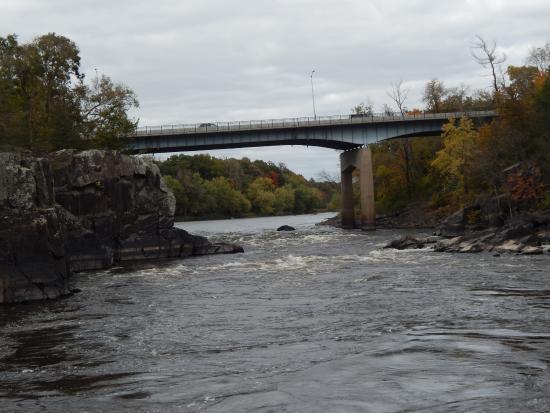 Taylors Falls, MN: Hwy 8 Bridge