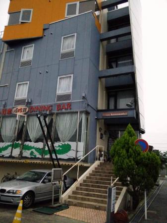 City Hotel Kawamadai