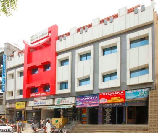 Hotel Aditya Deluxe, Paradise Circle