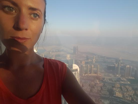 <b>Burj Khalifa</b>: 125th floor! - burj-khalifa