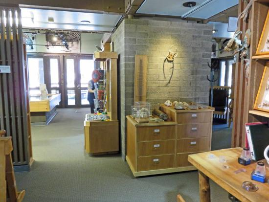 Idyllwild Nature Center:  large center training areas
