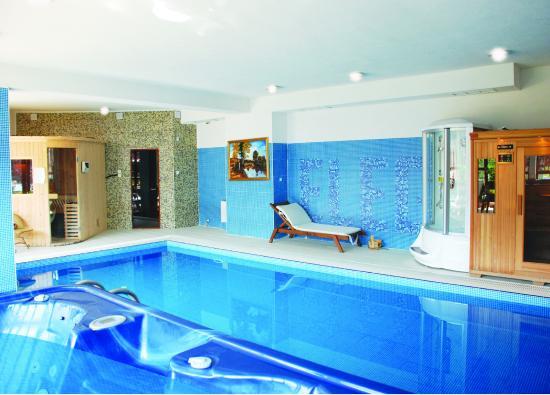 Elegant Lux Hotel : Spa Centre