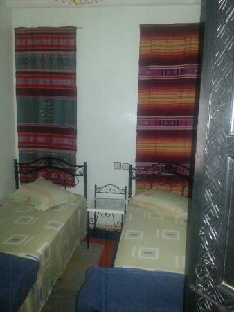 Maison D'hotes Dar Ait Souka : Chambre