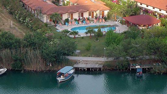 Keysan Yunus Hotel Dalyan Turkey