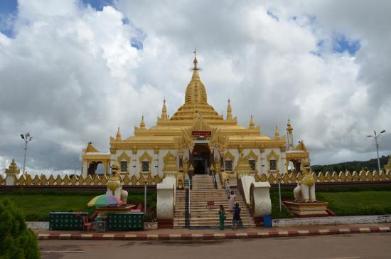 Pyin Oo Lwin (Maymyo), Birma: Pagoda