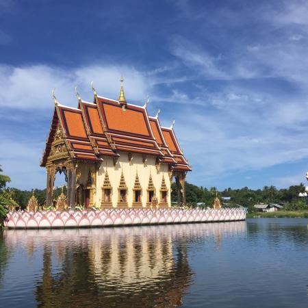 Ват Плай Лаем - Picture of Wat Plai Laem, Ko Samui - TripAdvisor
