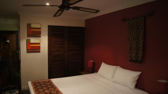 Balinese Motel : Chambre