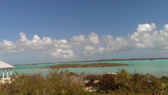 Neptune Villas: chal sound view