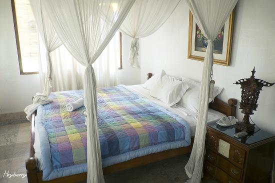 Raffles Holiday Hotel: ภายในห้องพัก