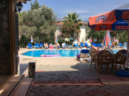 Gorkem Hotel: Relaxing