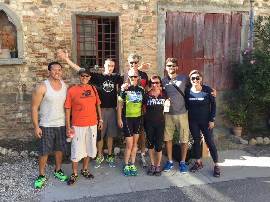 Tuscany Bike Tours: Another Day In Tuscany, October '15